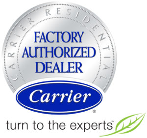 Progressive Heating and Air is aCarrier Factory Authorized Dealer