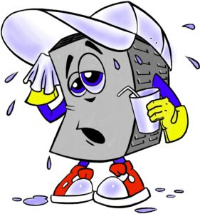 Logo of Progressive AC sweating