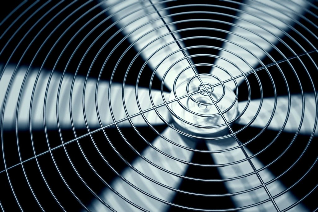 Air Conditioning Fan Unit